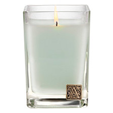 CLOSEOUT! Aromatique Harvest Medium Cube Candle