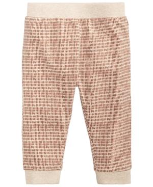 First Impressions Baby Boys  Girls LlamaPrint Jogger Pants Created for Macys