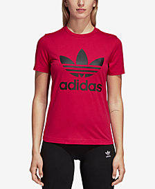 adidas Originals Cotton Logo T-Shirt