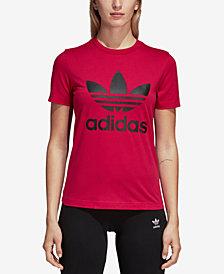 adidas Originals Cotton Logo T-Shirt