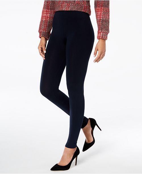 1ec921e2e4ae4 Hue Brushed Fleece Lined Seamless Leggings & Reviews - Handbags ...
