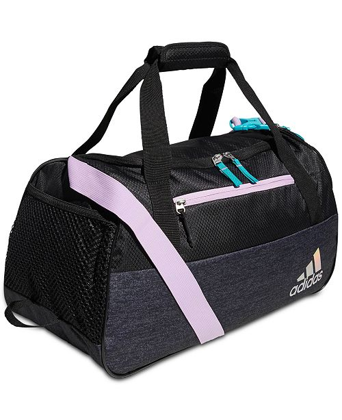 8f3fd9a86fa5 adidas Squad III Duffel Bag   Reviews - Women s Brands - Women ...