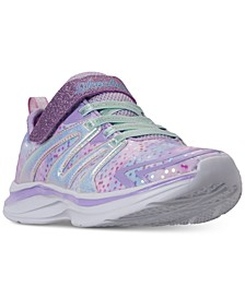 Little Girls' Double Dreams - Unicorn Wishes Running Sneakers from Finish Line