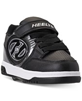 Heelys Boys  Bolt Plus X2 Light-Up Wheeled Casual Athletic Skate Sneakers  from Finish 95eb0206a388e