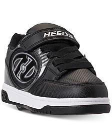 716232886519 Heelys Boys  Bolt Plus X2 Light-Up Wheeled Casual Athletic Skate Sneakers  from Finish