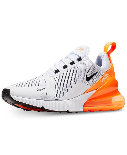 042c77485af Nike Women s Air Max 270 Casual Sneakers from Finish Line   Reviews ...