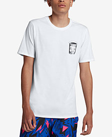 Nike Men's Sportswear Logo-Graphic T-Shirt