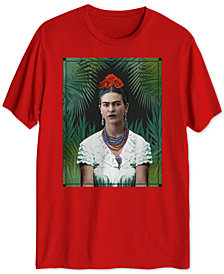 Men's Frida Kahlo Graphic T-Shirt