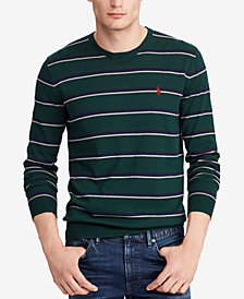 Polo Ralph Lauren Men's Regular Fit Striped Sweater