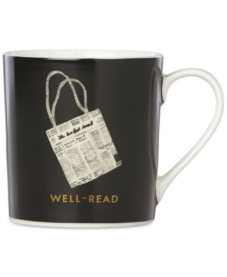 Things We Love News Well-Read Tote Mug