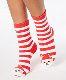 Charter Club Women's Critter Socks, Created for Macy's