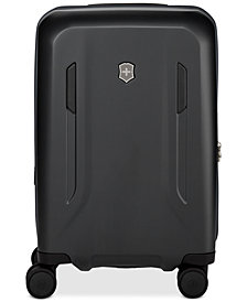 "Victorinox Swiss Army VX Avenue 22"" Frequent Flyer Hardside Carry-On Suitcase"