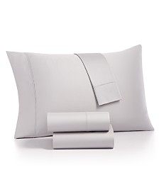 CLOSEOUT! Sunham Rest 4-Pc. Queen Sheet Set, 450 Thread Count Cotton
