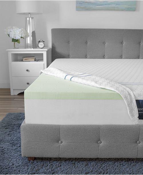 Macybed 10 Cushion Firm Memory Foam Mattress Quick Ship Mattress