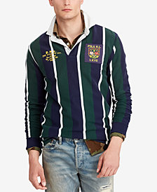 Polo Ralph Lauren Men's Big & Tall Classic-Fit Rugby Shirt