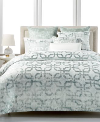 CLOSEOUT! Fresco Sage King Bedskirt