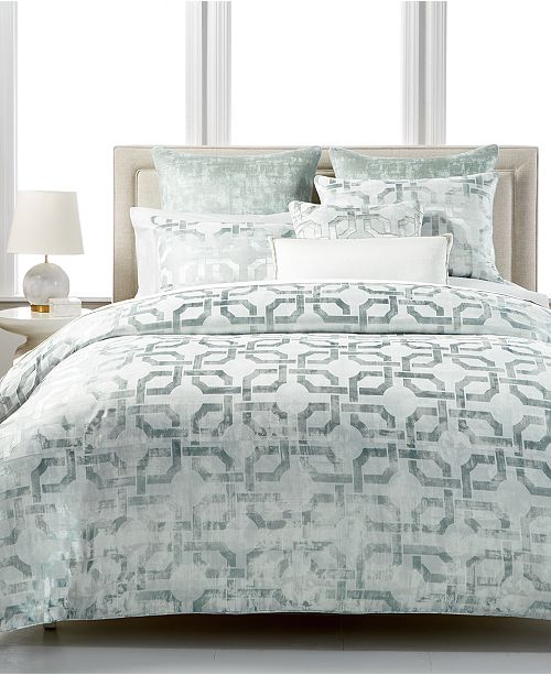 Reviews On Hotel Collection Bedding: Hotel Collection Fresco Bedding Collection, Created For