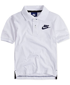 Nike Toddler Boys Futura Cotton Polo Shirt