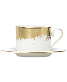 Casual Radiance Can Cup & Saucer Set