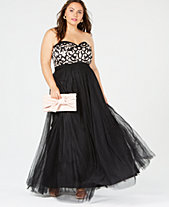 Plus Size Prom Dresses 2019 Macys