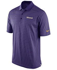 Nike Men's Minnesota Vikings Stadium Polo