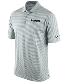 Nike Men's Oakland Raiders Stadium Polo