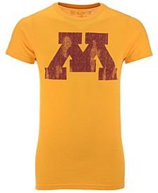 Men's Minnesota Golden Gophers Alt Logo Dual Blend T-Shirt