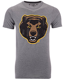 Retro Brand Men's Baylor Bears Alt Logo Dual Blend T-Shirt