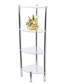 4 Tier Corner Shelf