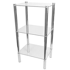 3-Tier Corner Shelf