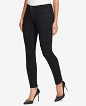 f722a87d45b Vintage America Petite Wonderland Twill Skinny Jeans