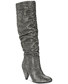 I.N.C. Women's Gerii Dress Boots, Created for Macy's