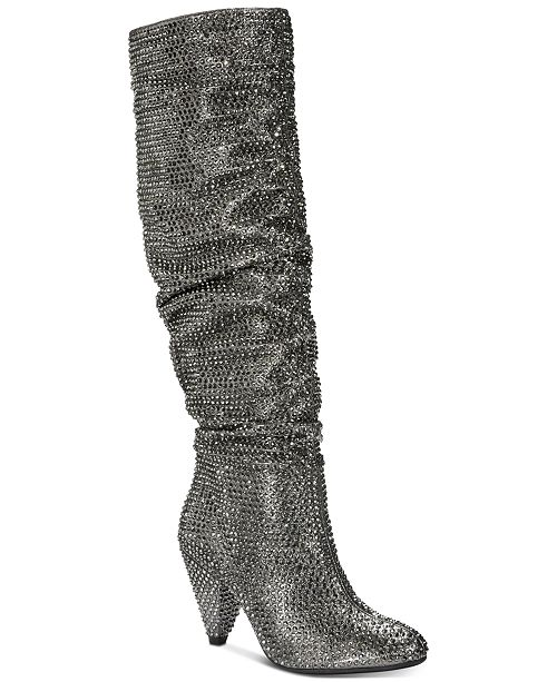 unique style 60% discount reliable reputation INC Women's Gerii Dress Boots, Created for Macy's