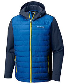 Columbia Men's Oyanta Trail Hooded Jacket