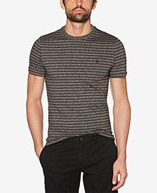 Original Penguin Men's Allover Striped Shirt