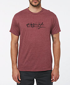 O'Neill Men's Ink Blast Logo Graphic T-Shirt