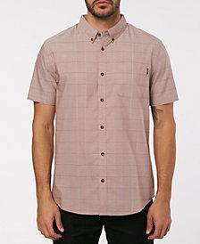 O'Neill Men's Gridlock Short Sleeve Woven