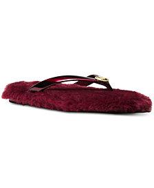 MICHAEL Michael Kors Jet Set MK Jelly Sandals
