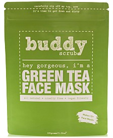 buddy scrub Green Tea Face Mask