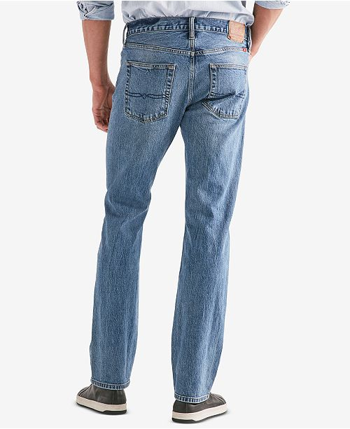 Lucky Brand Men s 221 Original Straight Jeans - Jeans - Men - Macy s 73040d0a42f