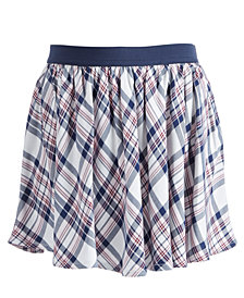 Epic Threads Little Girls Plaid Skirt, Created for Macy's