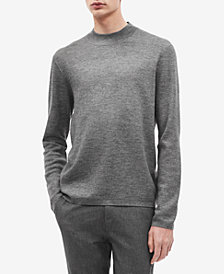 Calvin Klein Men's Mock-Neck Sweater