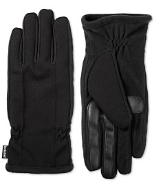 Isotoner Men's Casual Knit Gloves