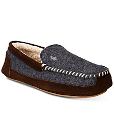 Polo Ralph Lauren Men's Cali Wool Slippers