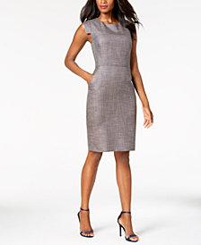 Anne Klein Sheath Dress, Created for Macy's