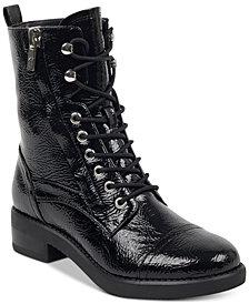 Marc Fisher Uleesa Combat Boots