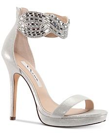 Nina Fayth Platform Dress Sandals
