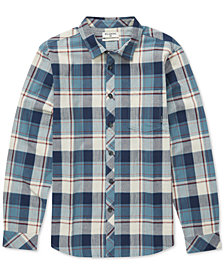 Billabong Toddler Boys Coastline Flannel Shirt