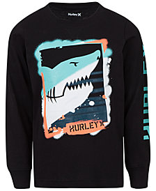 Hurley Big Boys Adrian Graphic T-Shirt