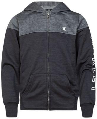 Hurley Boys Full Zip Sweatshirt